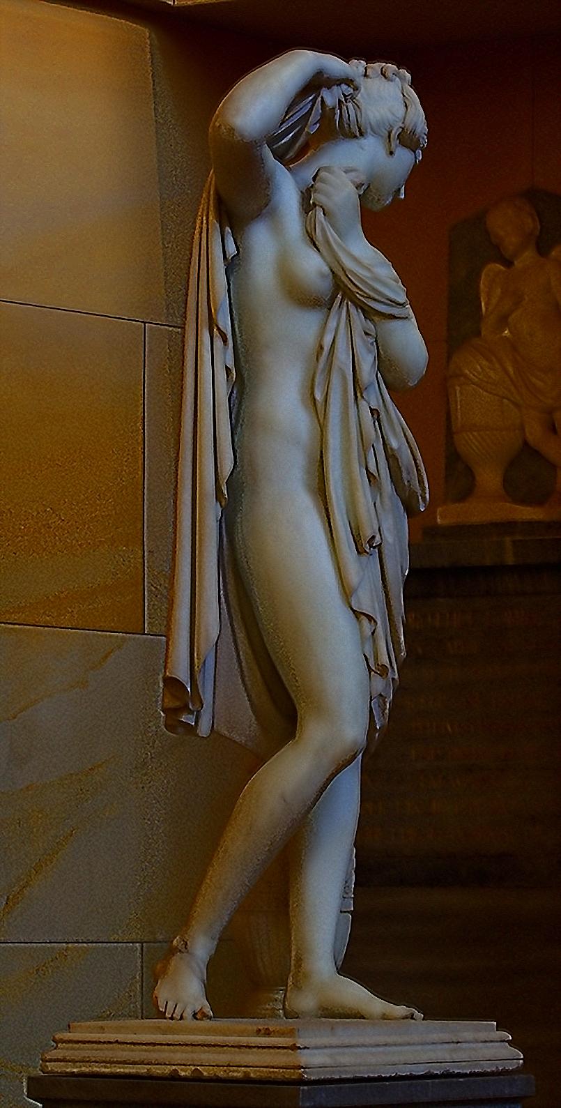 Aphrodite Friederichswerdersche Kirch Schinkel Museum, Karl Frederich Schinkel, 2