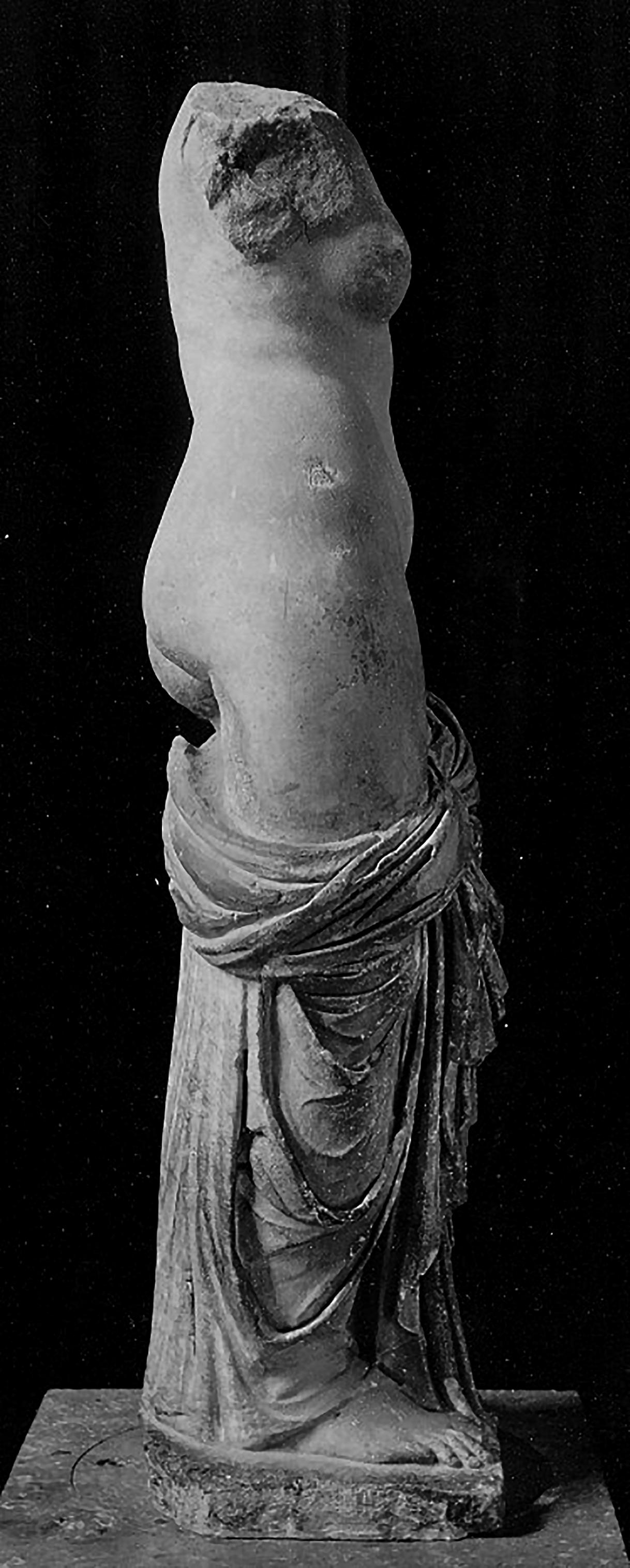 Aphrodite von Sinuessa, 1a
