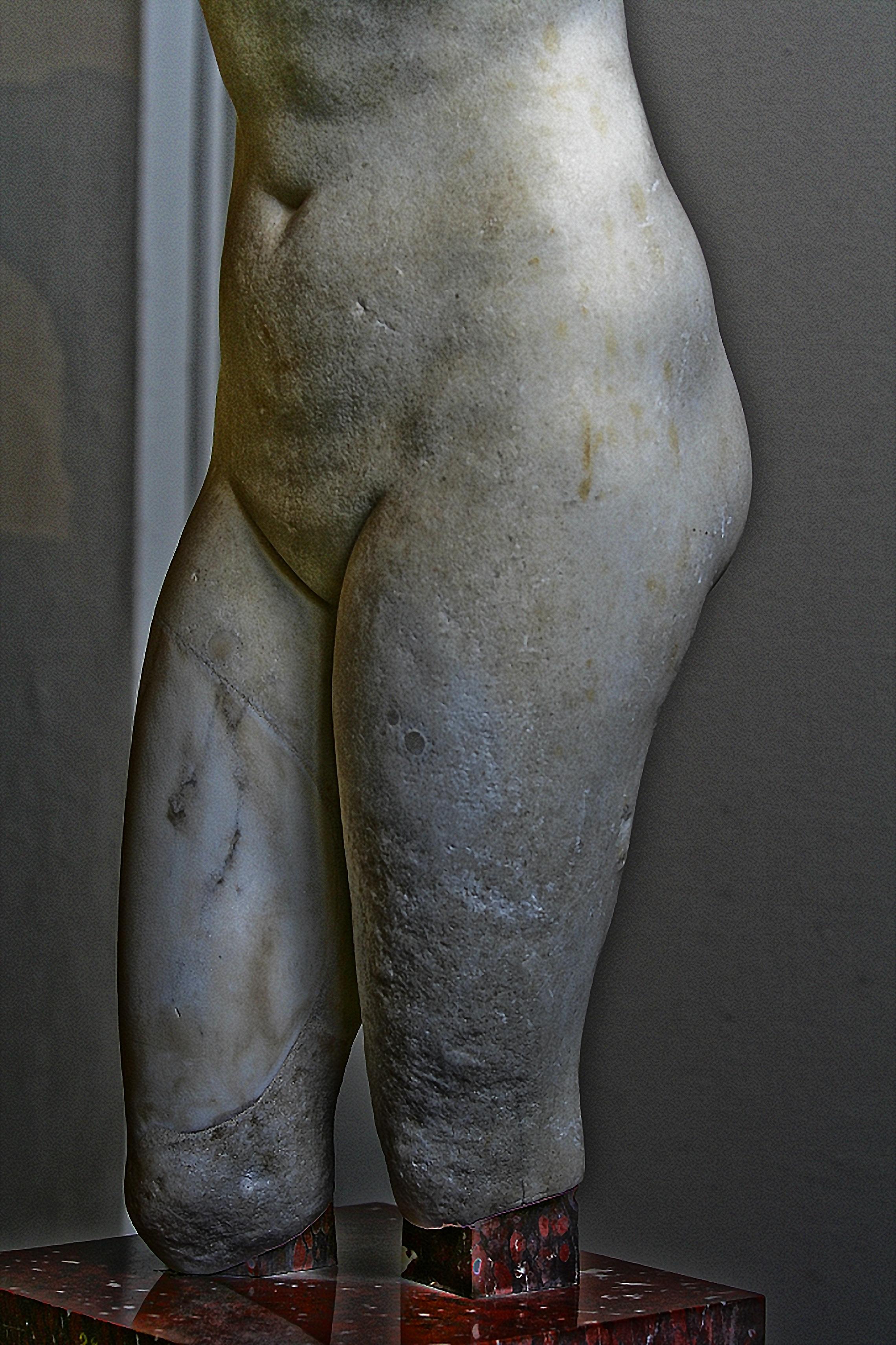 Aphrodite Figure 1,B Pergamon Museum Berlin