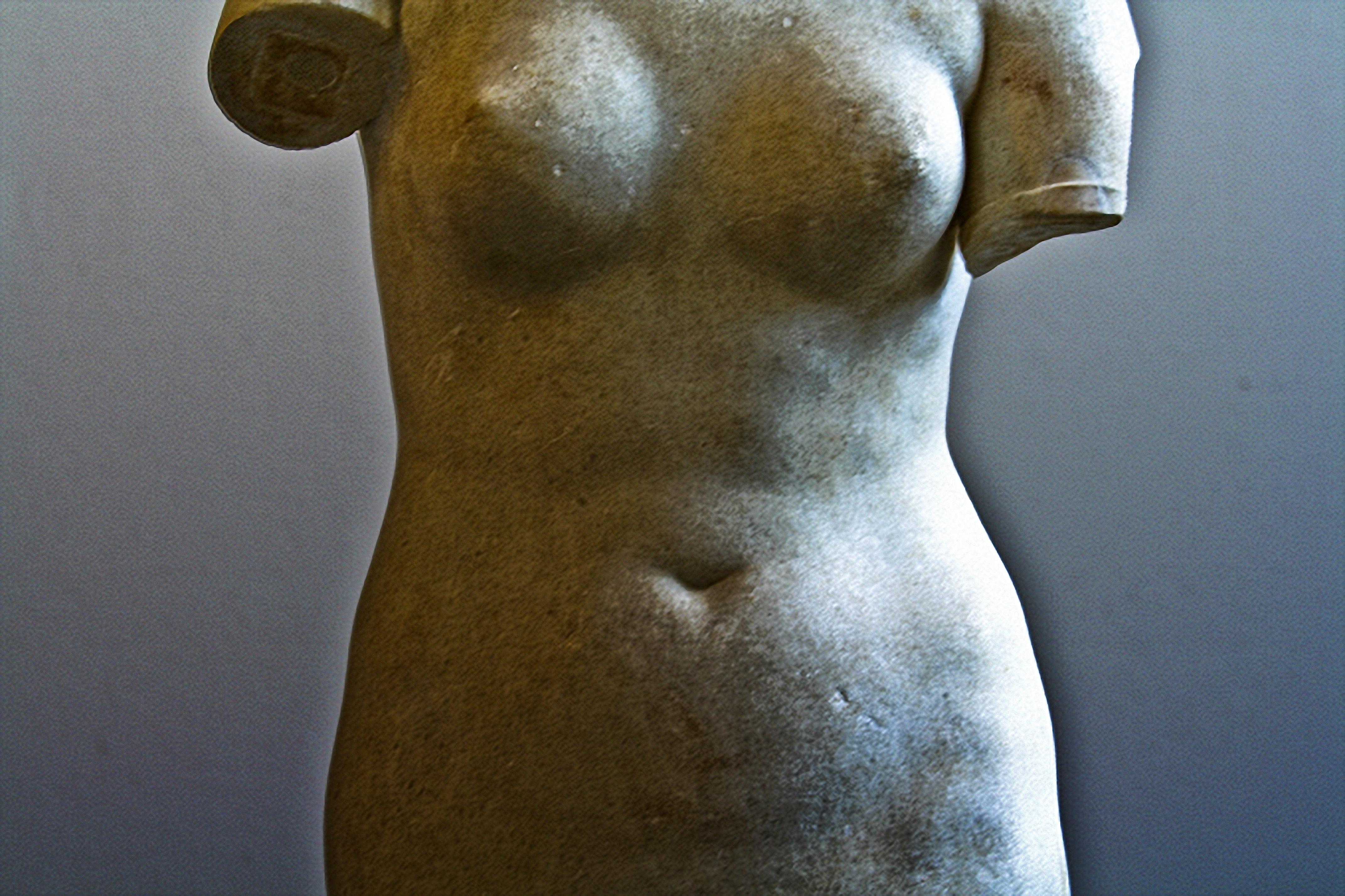 Aphrodite Figure 1,C Pergamon Museum Berlin