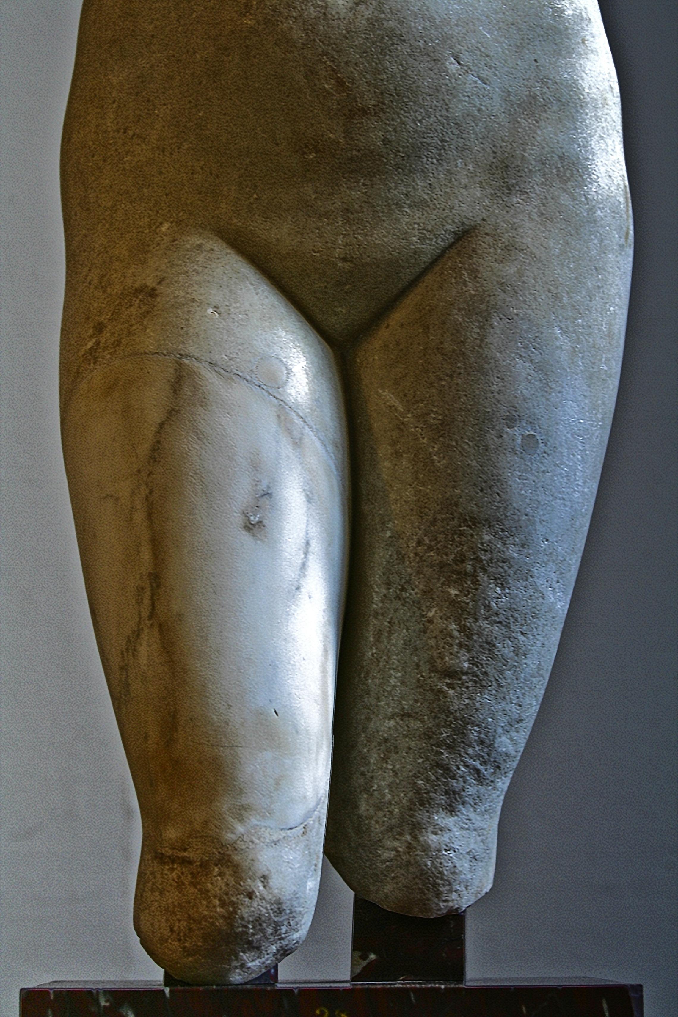 Aphrodite Figure 1,E Pergamon Museum Berlin
