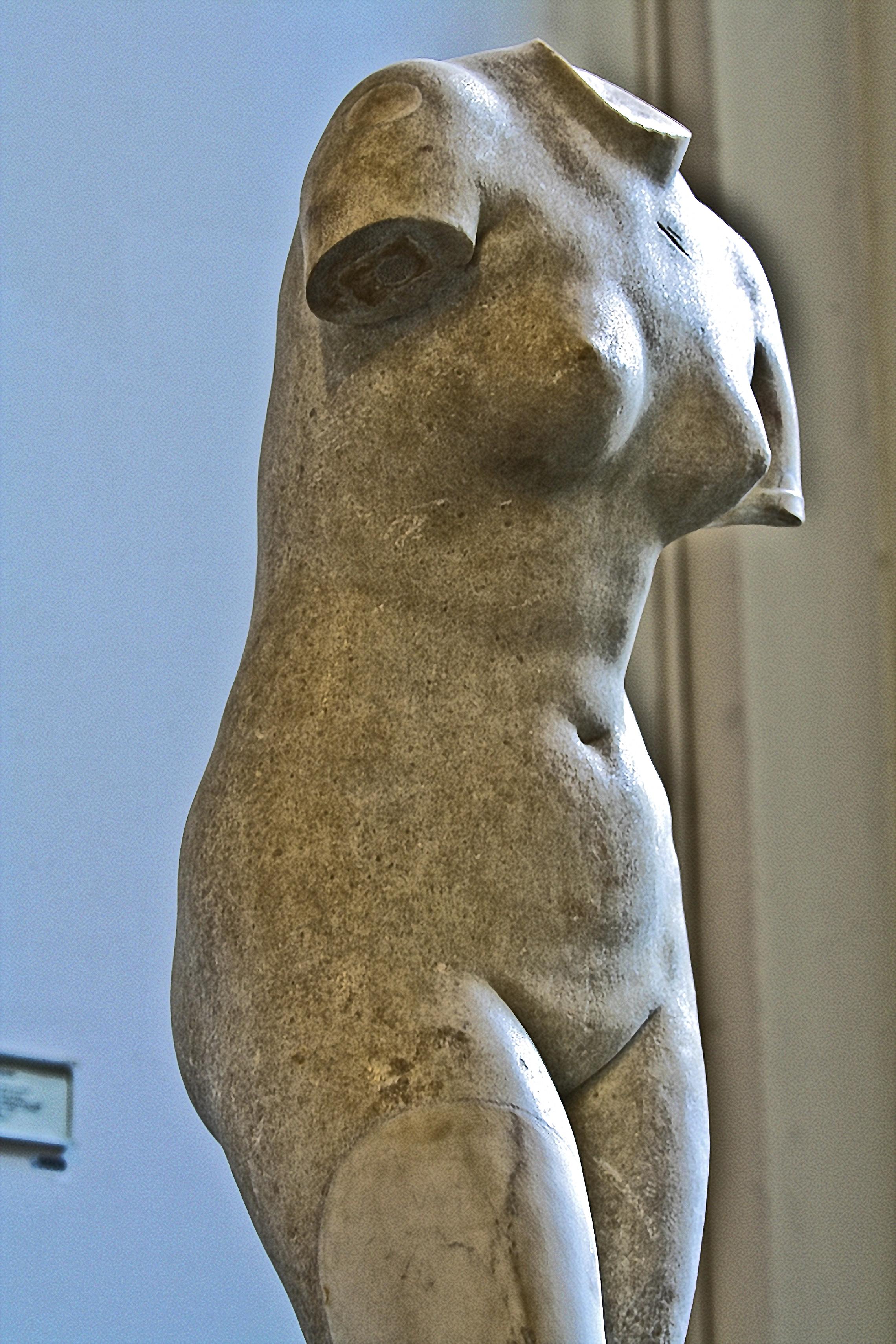 Aphrodite Figure 1,G Pergamon Museum Berlin