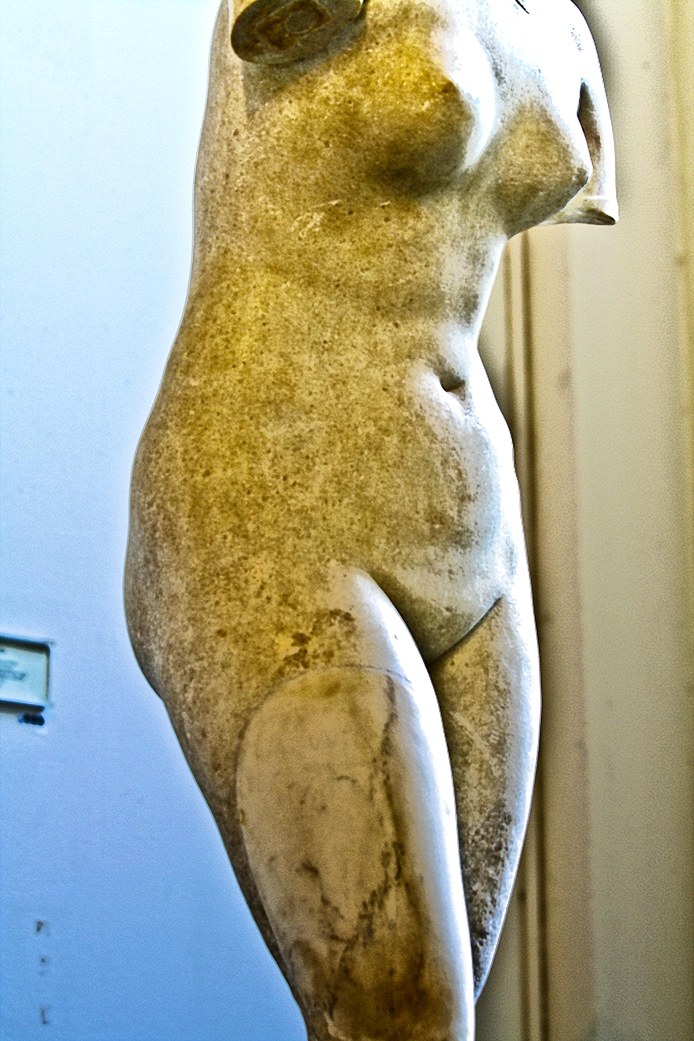 Aphrodite Figure 1,H Pergamon Museum Berlin
