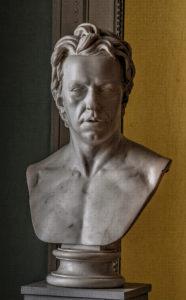 Friedrich Wilhelm Eugen Döll, Portrait Bust, Schloss Friedenstein, Gotha, Thüringen