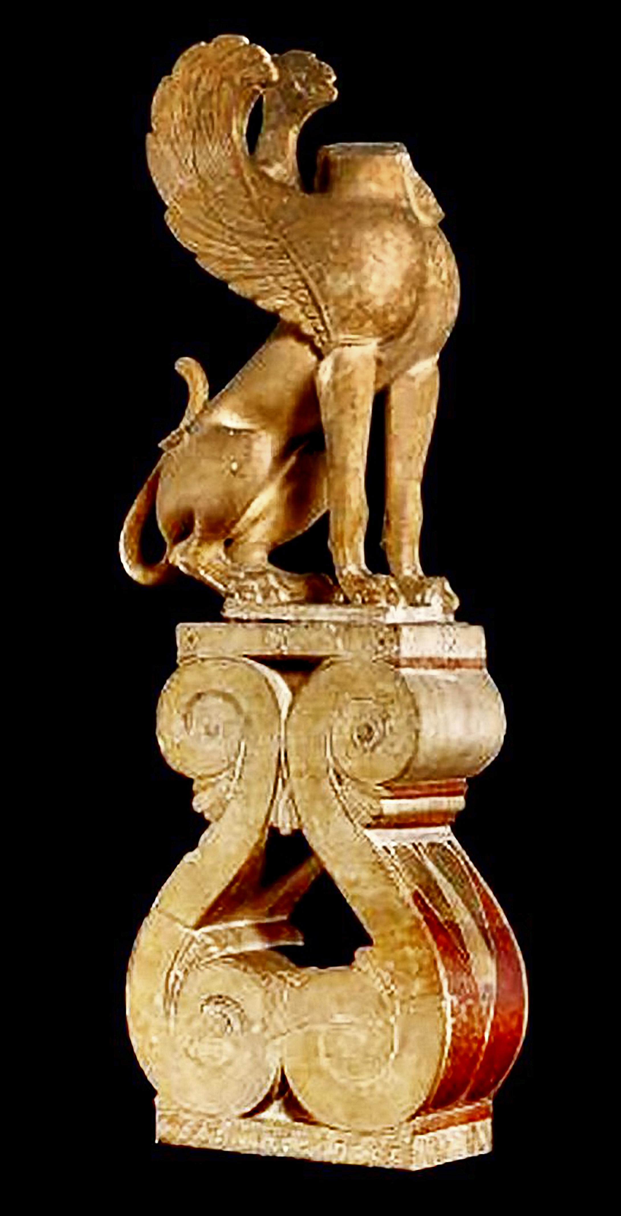 Sphinx Greek - Classical