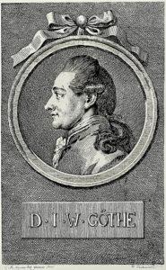 Chodowiecki, Daniel Nikolaus 1776 - Goethe