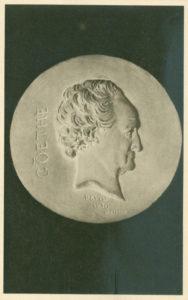 David Goethe Alt Weimar