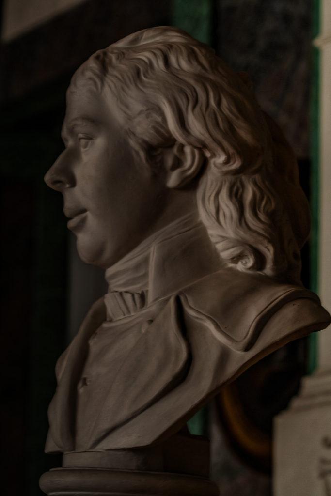 Friedrich Wilhelm Eugen Doell - Portrait Bust, Gotha