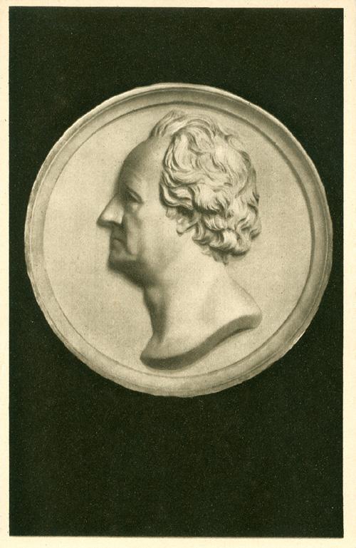 Facius Goethe Alt Weimar