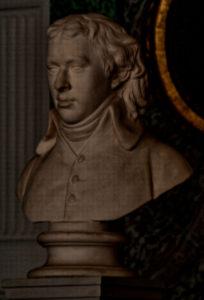 Friedrich Wilhelm Eugen Doell - Schloss Friedenstein, Gotha, Thueringen - Portrait Bust