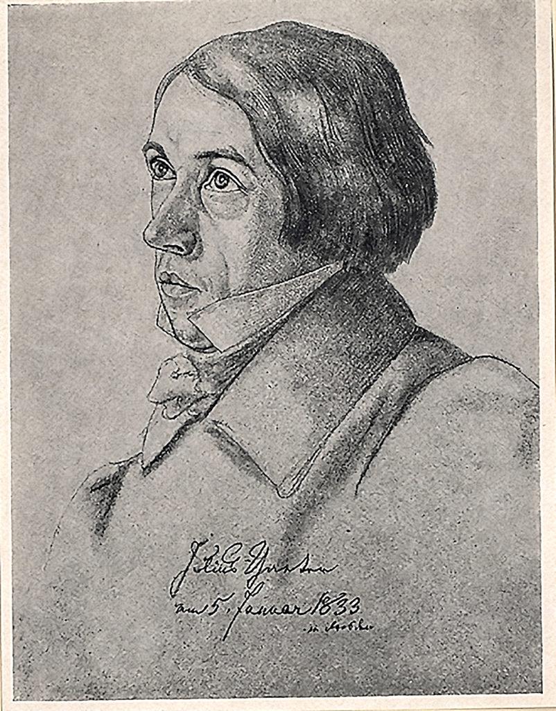 Julius Caesar Thaeter Engraveur Weimar Nurenburg Dresden Munich