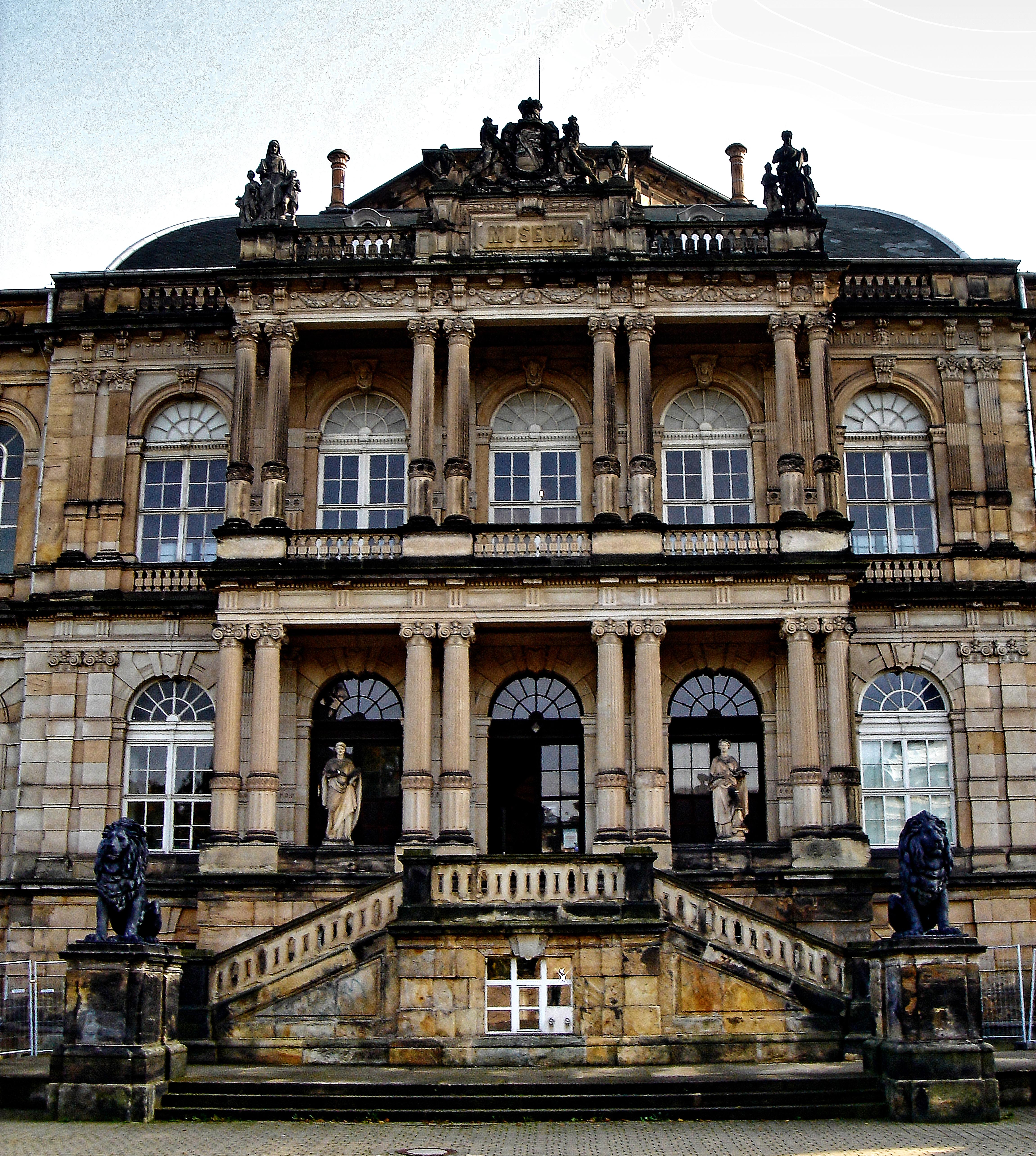Museum Der Natur, Gotha, Thüringen