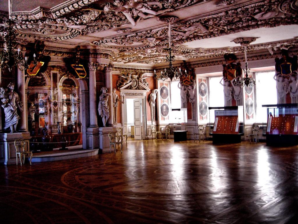 Schloss Friedenstein, Gotha, Thüringen - Interior