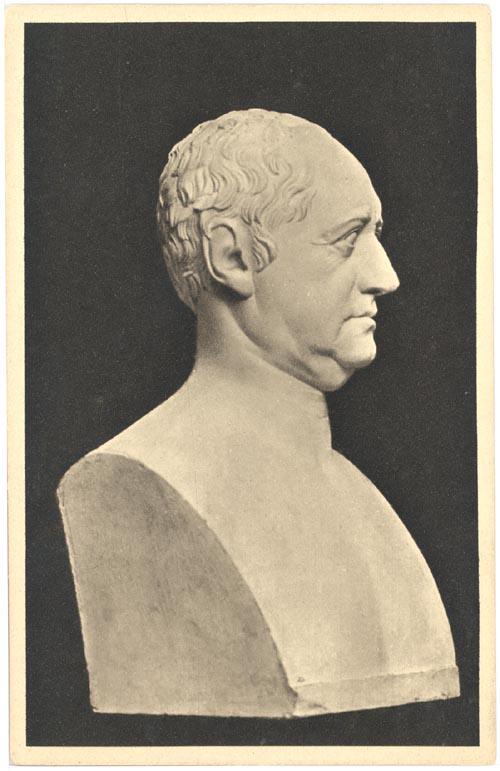 Weisser Bueste 1807