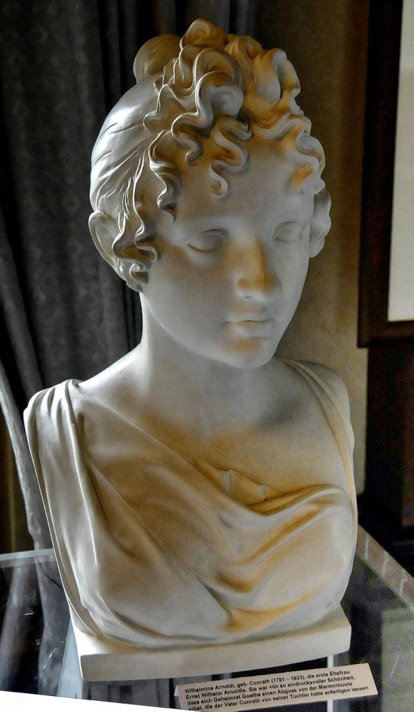 Wilhelmine Arnoldi - Leopold Friedrich Doell