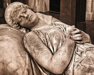 Queen Louise of Prussia funerary monument king Friedrich Wilhelm III mausoleum Charlottenburg