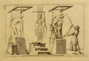 Francesco Carradori - Istruzione elementare per gli studiosi della scultura 1802