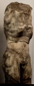 Pergamon Museum Berlin – Male Torso – Hanging Marsyas fragment, Greco-Roman