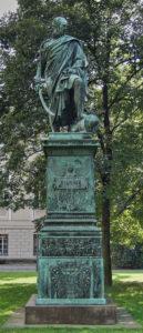 Christian Daniel Rauch - Blücher Denkmal, Berlin